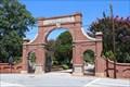Image for Oakland Cemetery Arch -- Atlanta GA