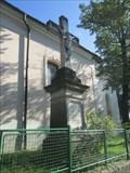 Image for Kriz u kostela - Sakvice, Czech Republic