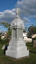 Image for Rose Family Zinc Headstone - Tonawanda, NY