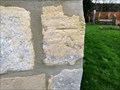 Image for Cut Benchmark - St Lawrence Church, Swindon Village, Gloucestershire