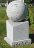 Image for Soccer Ball - Hope Cemetery - Barre, VT