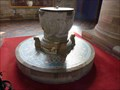 Image for Stone Font, Hereford Cathedral, Herefordshire, England
