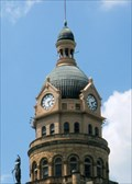 Image for Trumbull County Courthouse Clock  -  Warren, OH