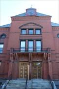 Image for Canton Memorial Hall - Canton, MA