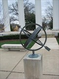 Image for Westminster College Sundial - Fulton, Missouri
