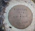 Image for T15S R10E S21 22 1/4 COR - Deschutes County, OR