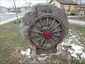 Image for Blacksmith Wagon Wheel - North Syracuse, NY