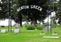 Image for Benton Green Cemetery Arch