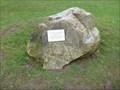 Image for Glacial Erratic Queen's Park - Dresden, Nr Longton, Stoke-on-Trent, Staffordshire, England, UK.