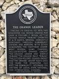 Image for The Orange Leader