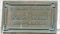 Image for Robert Barrie Plaque - Rossland, BC