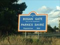 Image for Bogan Gate, NSW, Australia, Pop 200