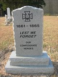 Image for Ford Cemetery Confederate Heroes, Grand Prairie, TX