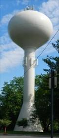Image for Mount Vernon Water Tower - Mount Vernon, Iowa