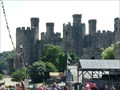 Image for Conwy Castle / Fortress - Conwy, Wales, Great Britain.
