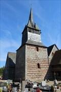 Image for Le Clocher de l'Église Notre-Dame - Beauficel-en-Lyons, France