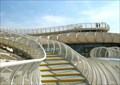 Image for Metropol Parasol Stairway - Seville, Spain