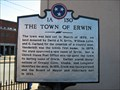 Image for The Town of Erwin - 1A130 - Erwin, TN