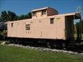 Image for Elgin, Joliet and Eastern Railway 543 Caboose - Carol Stream, IL
