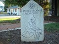 Image for Daniel Boone Marker # 103 - Boonville, North Carolina