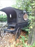Image for Restored Horse-Drawn Hearse - Silver Dollar City - Branson MO