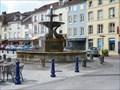 Image for Fontaine aux dauphins -Remiremont -Vosges, Lorraine