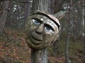 Image for Round Face in the Palatinate Forest - RLP / Germany