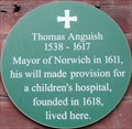 Image for Thomas Anguish - Tombland, Norwich, UK
