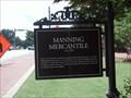 Image for Manning Mercantile • c.1910  # 7 - Alpharetta, GA.