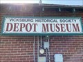 Image for Vicksburg Depot Museum - Vicksburg, Michigan USA