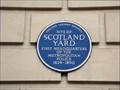Image for Scotland Yard - Whitehall Place, London, UK