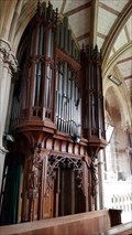 Image for Church Organ - St Peter - Widmerpool, Nottinghamshire