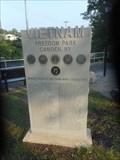 Image for Vietnam Memorial - Freedom Park - Camden, NY