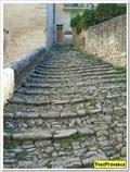 Image for La calade vers le château - Mane, France