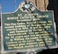 Image for St. Joseph's Roman Catholic Church - Greenville, Mississippi