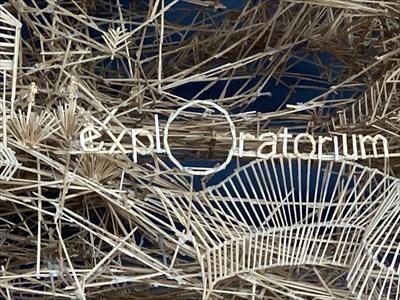 Exploratorium Ball Entrance, Exploratorium, San Francisco, California