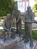 Image for Occupational Monument - Querrymen - Stuttgart-Vaihingen, Germany, BW