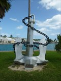 Image for U.S. Armed Forces Commemorative Anchor - St. George, Bermuda
