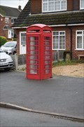 Image for Red Telephone Box - Clifton Campville, Staffordshire, B79 0AT