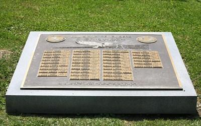 Vietnam War Memorial Garden Of Memories Metairie La Usa Vietnam War Memorials On