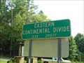 Image for Eastern Continental Divide - US 276 NC/SC State Line