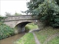 Image for Stone Bridge 79 Over The Macclesfield Canal - Astbury, UK