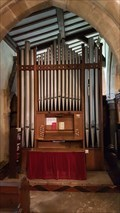 Image for Church Organ - St Mary - Ashwell, Rutland