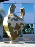 Image for Poway, CA: Camo Heart at ResMed