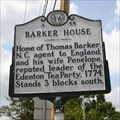 Image for Barker House, Marker A-55