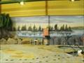 Image for Lodge at Cedar Creek Water Park Mural - Wausau, WI