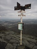 Image for Summit Register (Boren, 539m) - Bohemian Central Uplands, Czech Republic.
