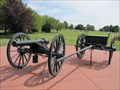 Image for Civil War Era Cannon - Offutt Air Force Base, Nebraska
