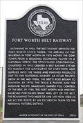 Image for Fort Worth Belt Railway