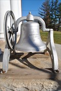 Image for Ashe County Courthouse Bell - Jefferson, NC